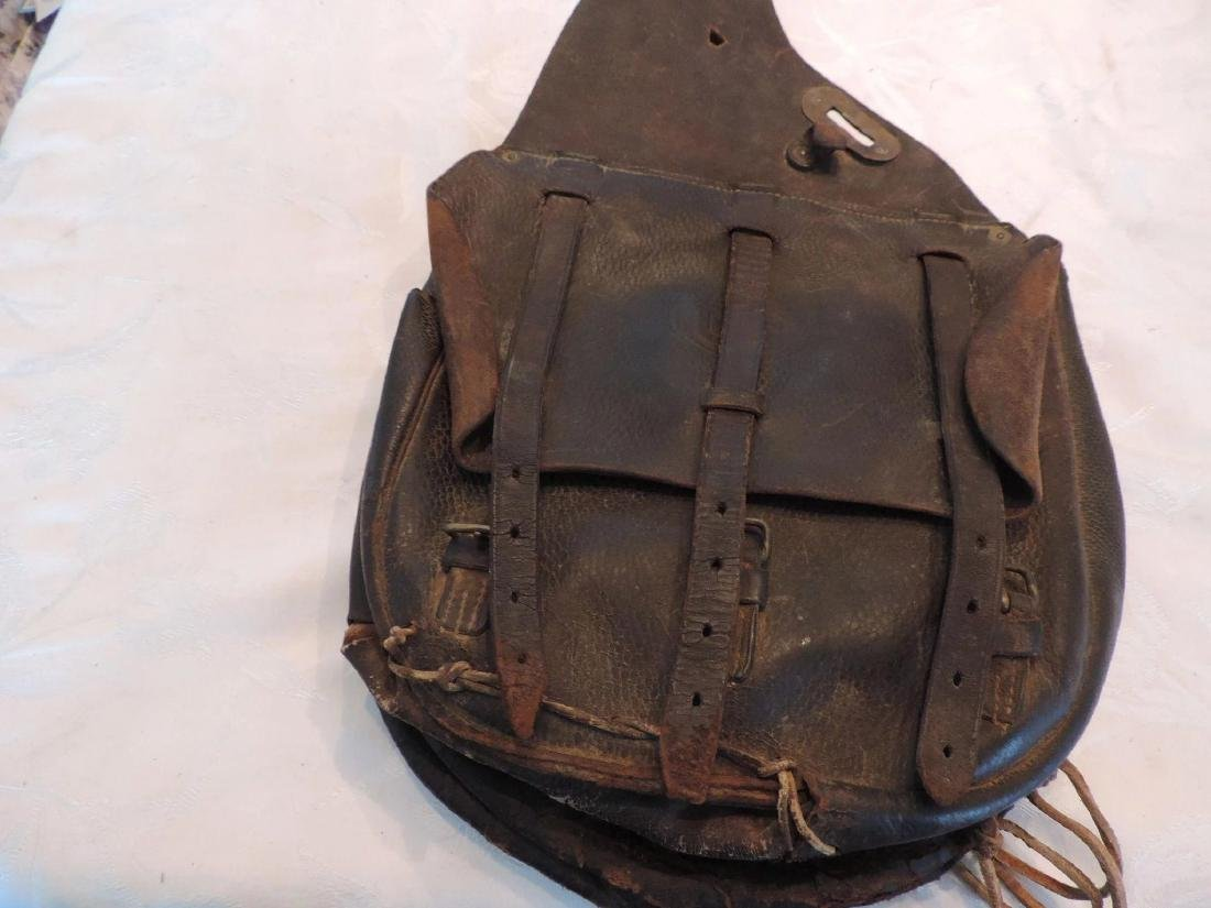 U.S. Army Civil War Saddle Bags - 4