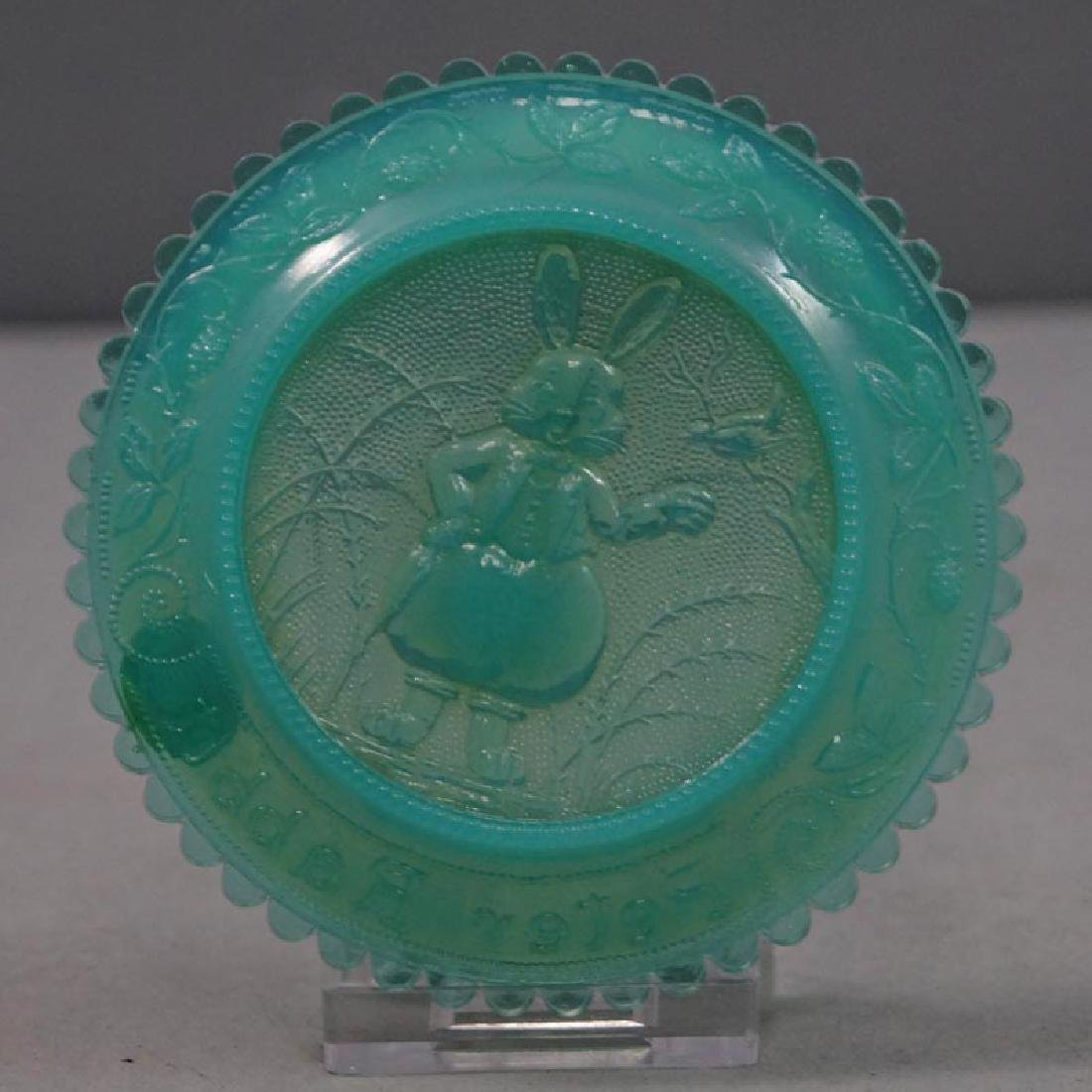 Peter Rabbit Pairpoint Cup Plate - 3