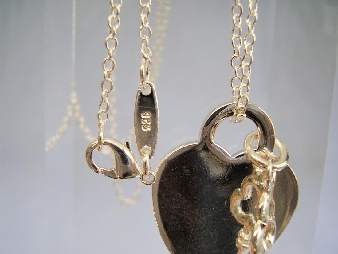 Tiffany Key Charm Pendant - 3
