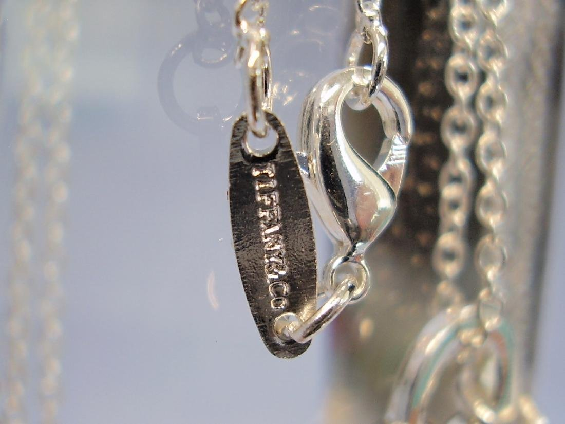 Tiffany Key Charm Pendant - 4