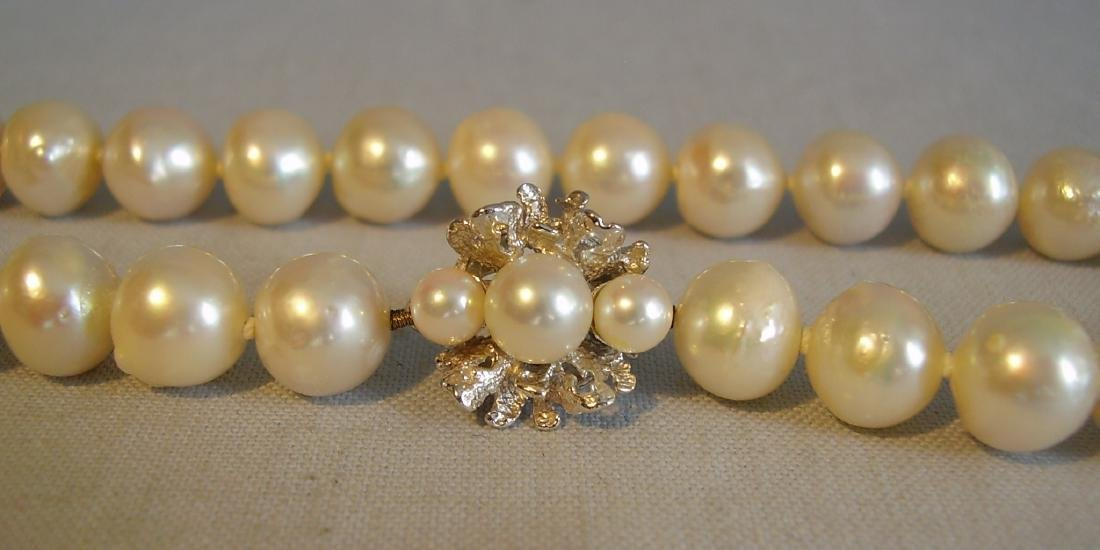 Great Akoya Pearl Necklace - 4
