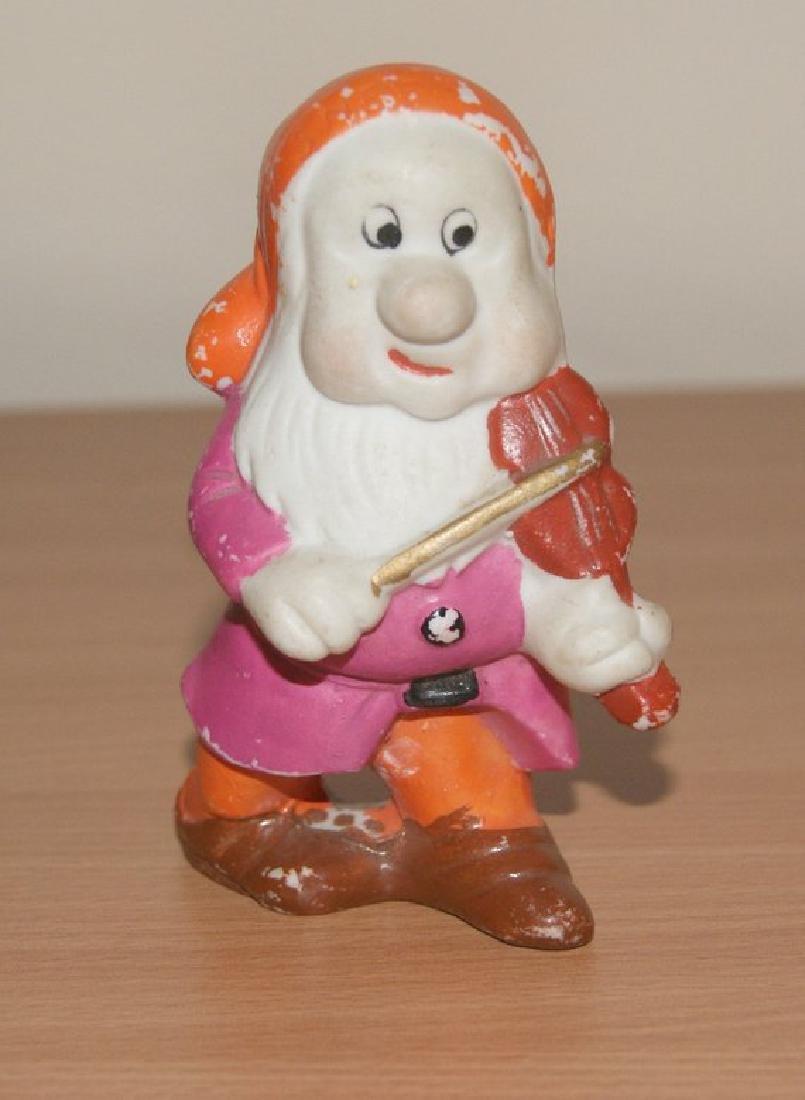 Disney Dwarf Figures - 10