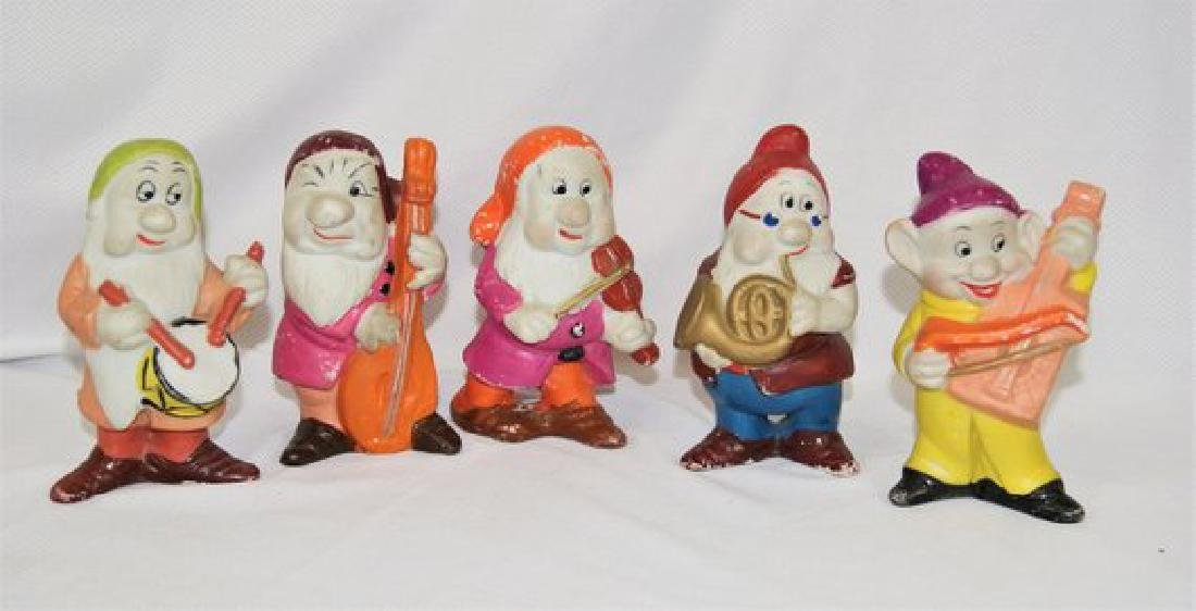 Disney Dwarf Figures