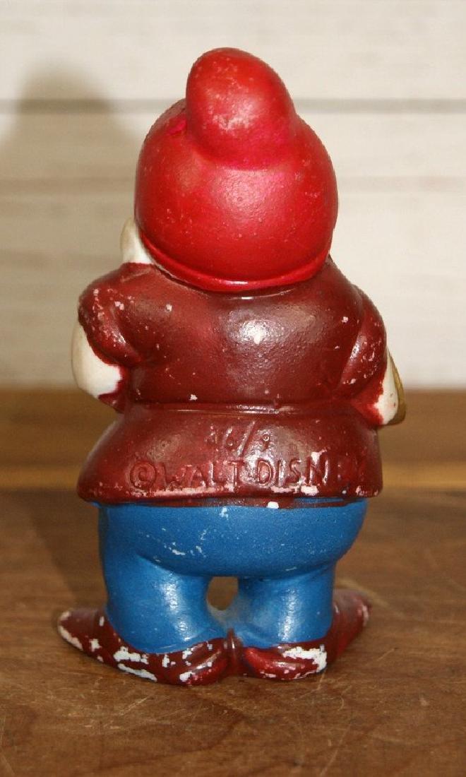 Disney Dwarf Figures - 3