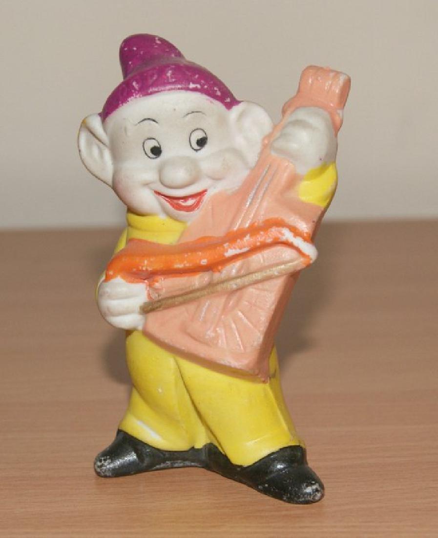 Disney Dwarf Figures - 4
