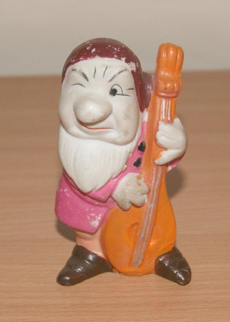 Disney Dwarf Figures - 7