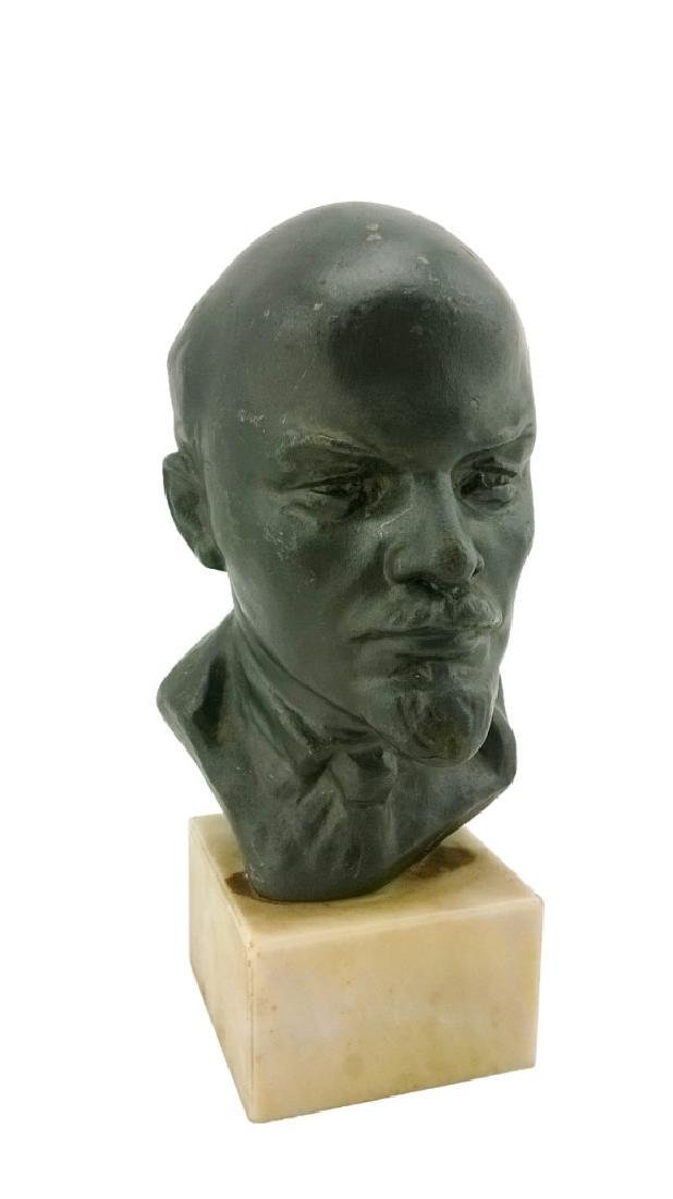 Author's Sculpture - Bust of Vladimir Lenin - 2