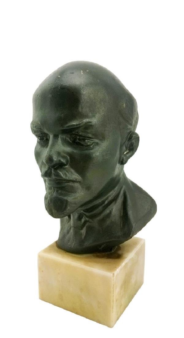 Author's Sculpture - Bust of Vladimir Lenin - 3