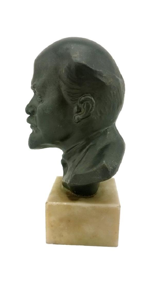 Author's Sculpture - Bust of Vladimir Lenin - 4