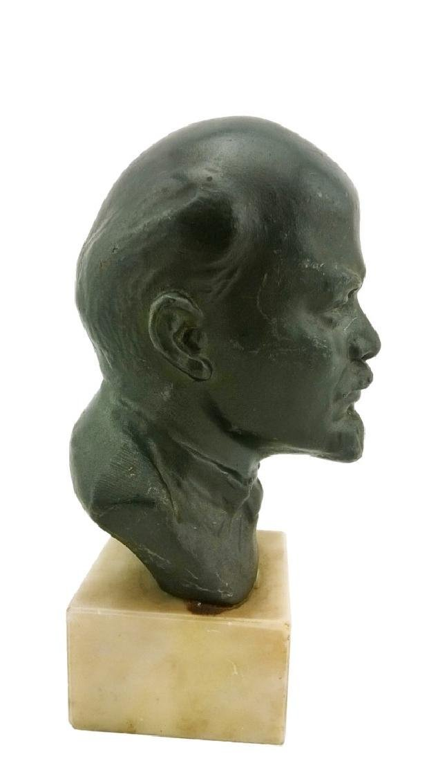 Author's Sculpture - Bust of Vladimir Lenin - 6