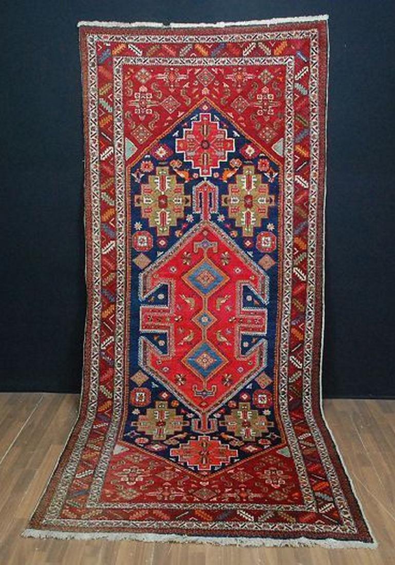Antique Persian Nomadic Rug
