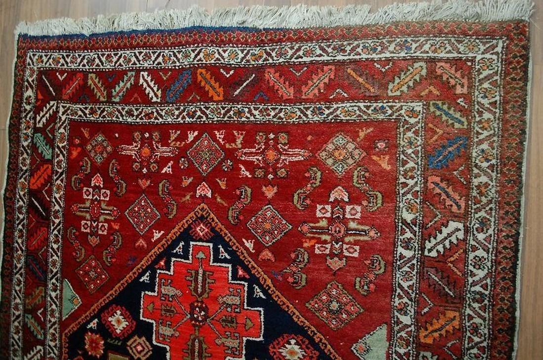 Antique Persian Nomadic Rug - 7
