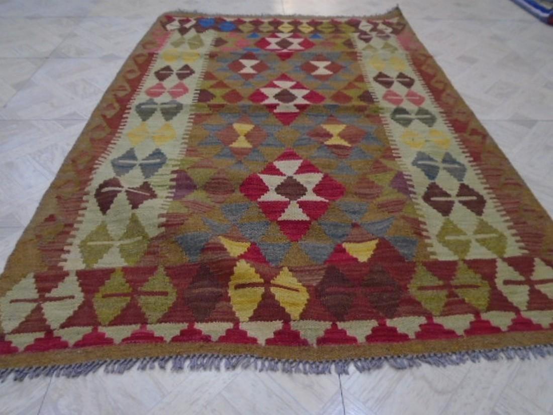 Beautiful Chobi Kilim Rug
