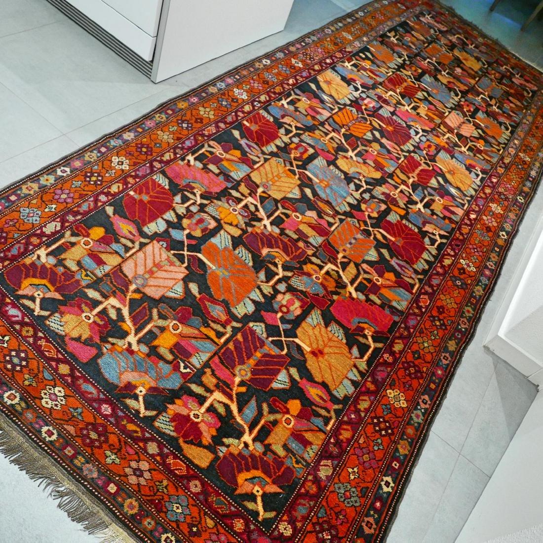 Oversized Special Design Caucasian Rug 13.9x5.3 - 4