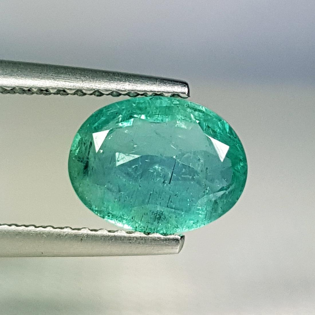 Lovely Gem Natural Emerald - 1.60 ct - 2