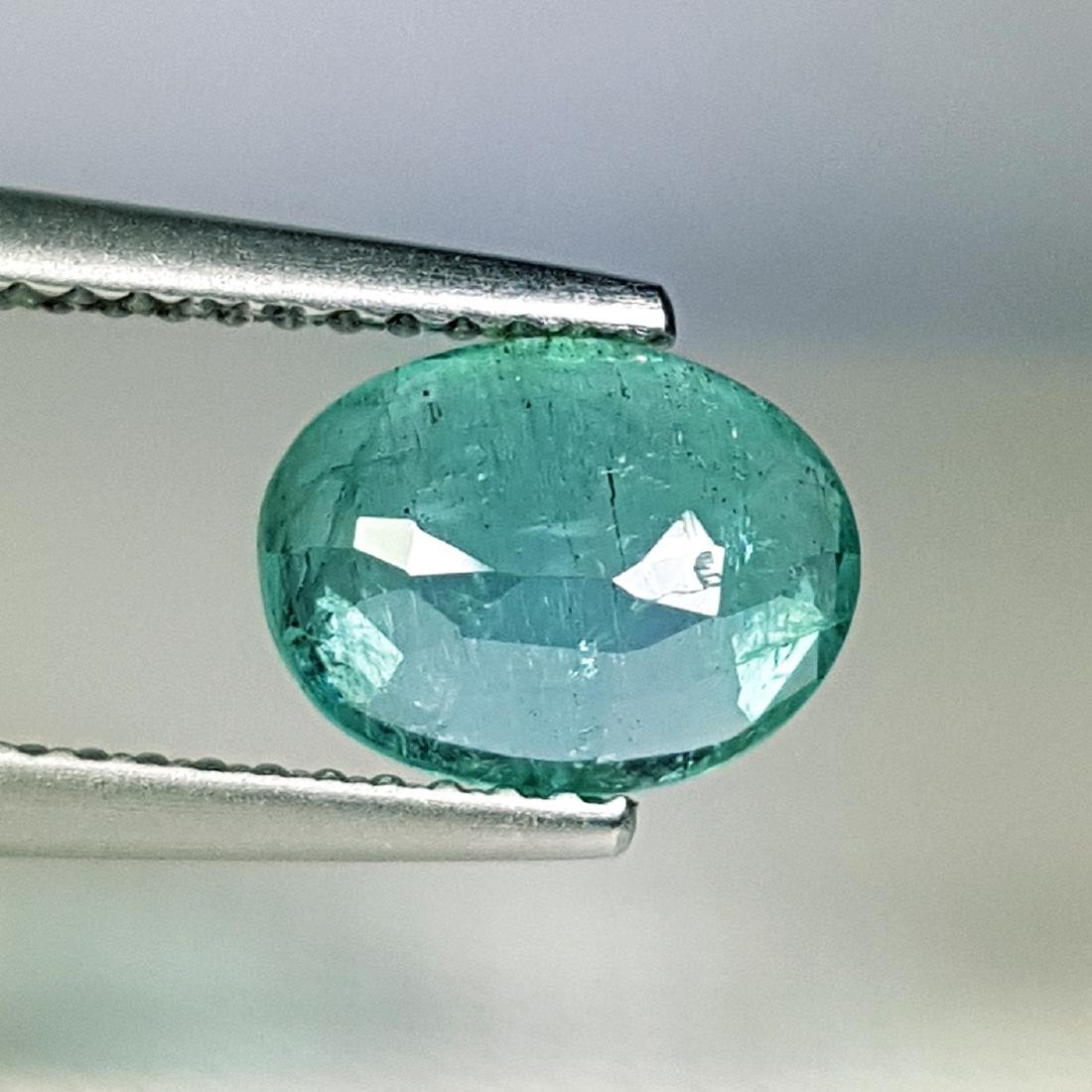 Lovely Gem Natural Emerald - 1.60 ct - 4