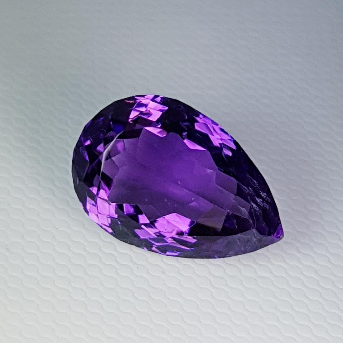 Collective Gem Natural Amethyst - 8.97 ct - 2