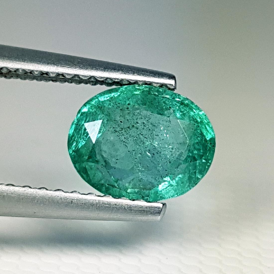 Beautiful Gem Natural Emerald - 1.32 ct