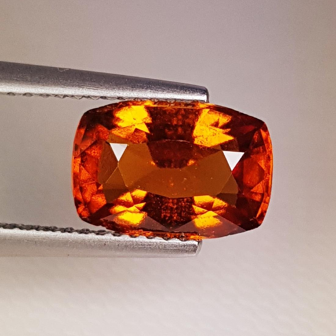 Natural Hessonite Garnet - 3.18 ct