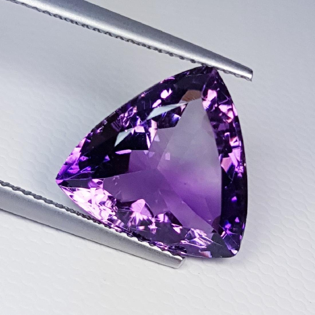 Top Quality Natural Amethyst - 6.83 ct