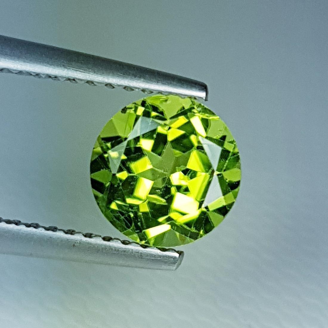 AAA Grade Natural Peridot - 1.53 ct - 2