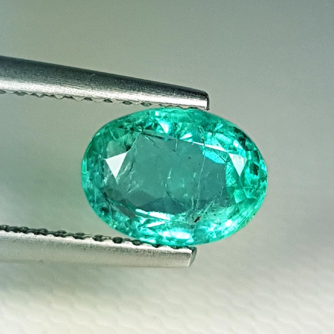 Beautiful Gem Natural Emerald - 1.39 ct - 2