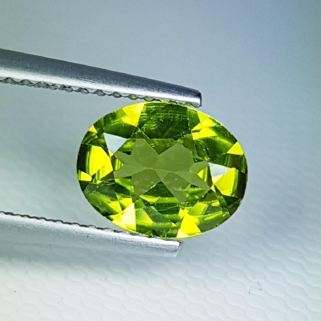 Top Quality Natural Peridot - 1.85 ct - 4