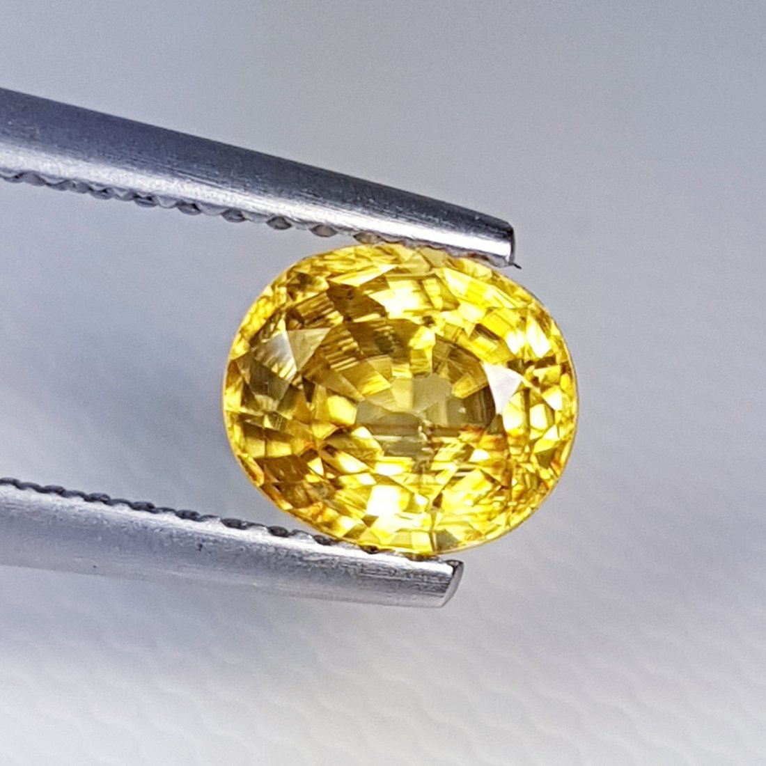 Natural Golden Yellow Zircon - 1.68 ct