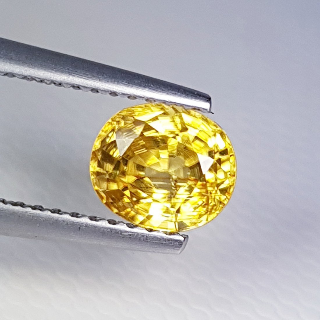 Natural Golden Yellow Zircon - 1.68 ct - 2