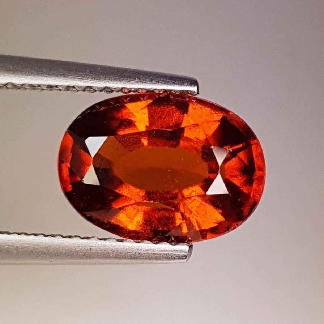 Awesome Gem Natural Hessonite Garnet - 2.93 ct - 3