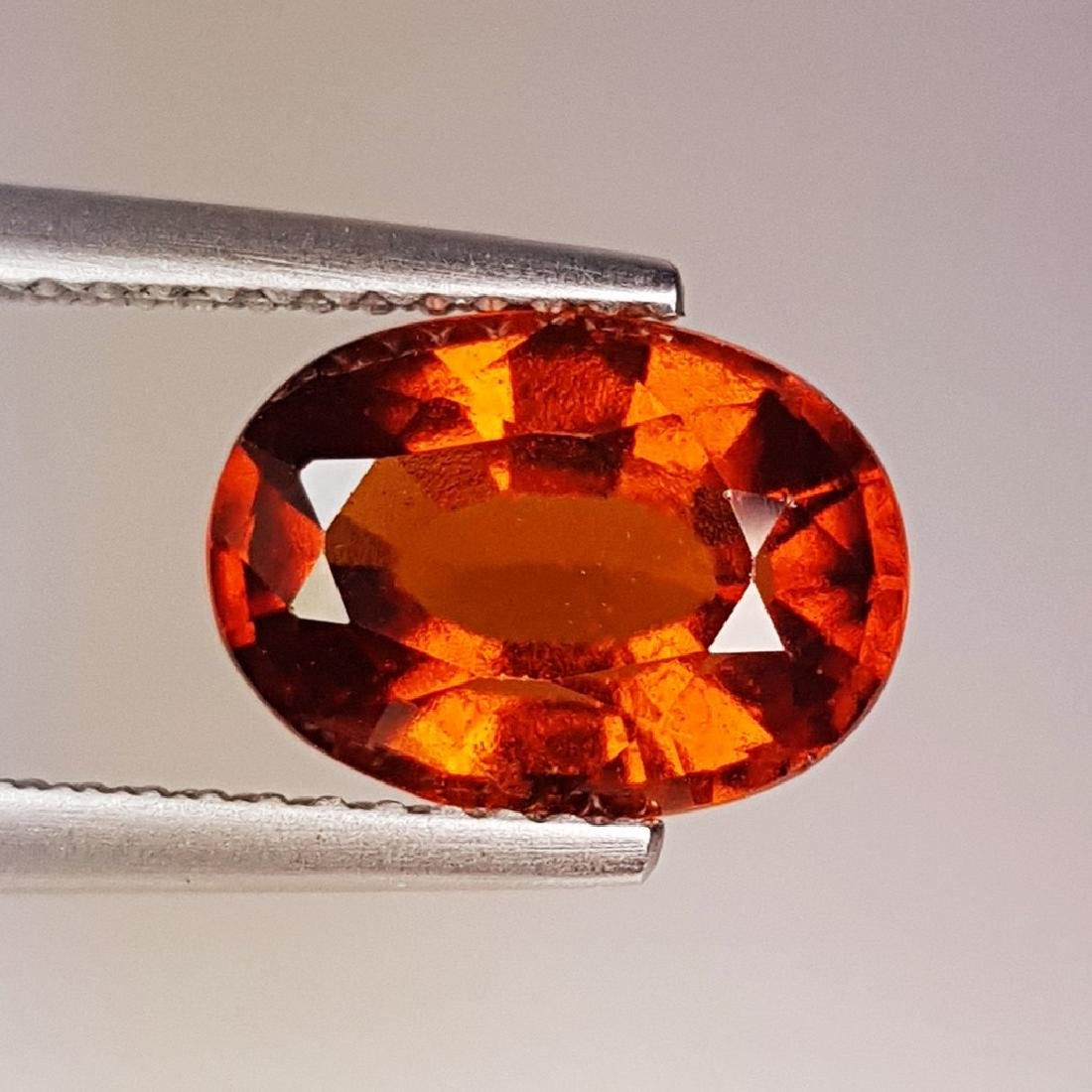 Awesome Gem Natural Hessonite Garnet - 2.93 ct - 4