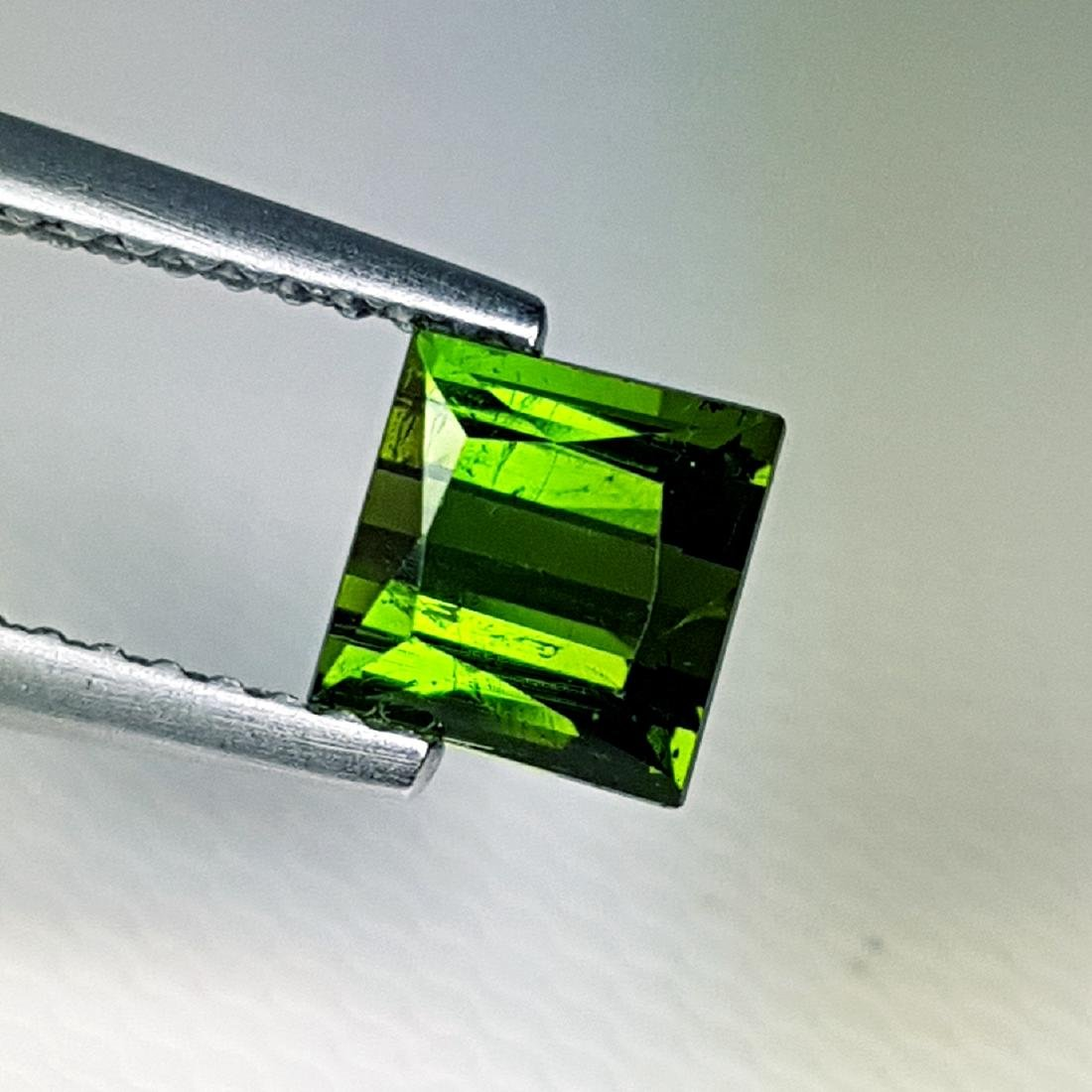 Amazing Square Natural Tourmaline - 1.14 ct