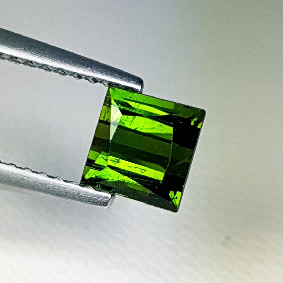 Amazing Square Natural Tourmaline - 1.14 ct - 2