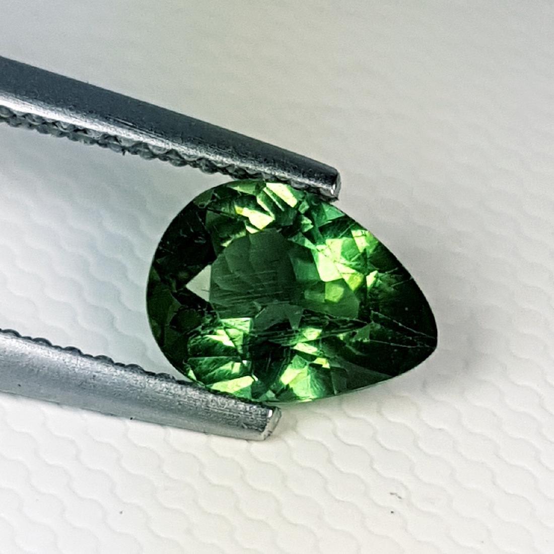 Fantastic Natural Green Apatite - 1.09 ct