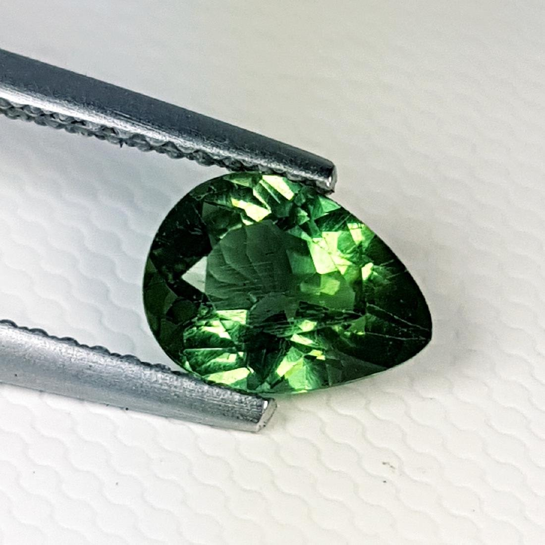 Fantastic Natural Green Apatite - 1.09 ct - 2