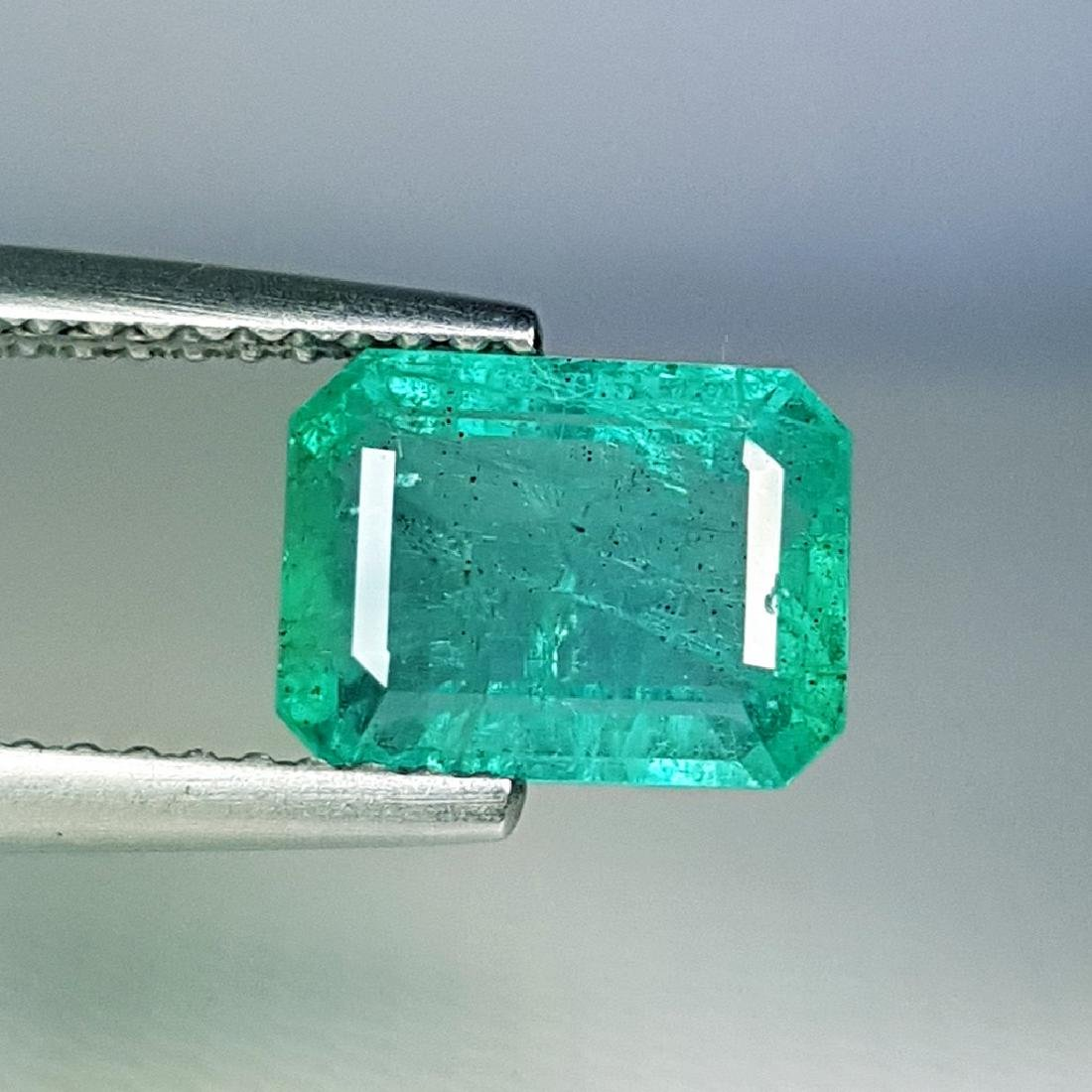 Awesome Gem Natural Emerald - 2.02 ct - 2