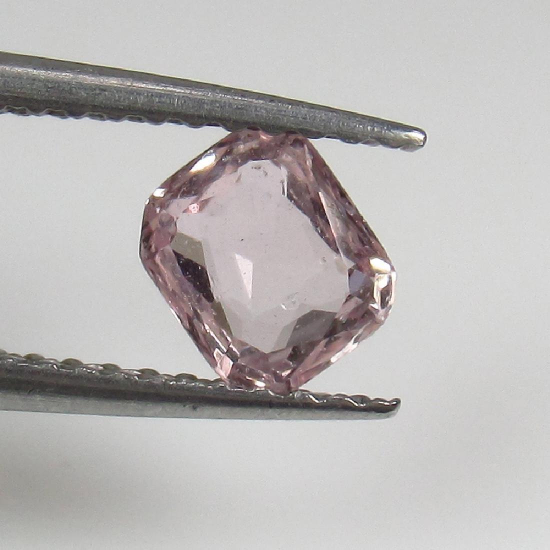0.66 Ct Genuine Ceylon Brown Sapphire 5.5X4.5 mm