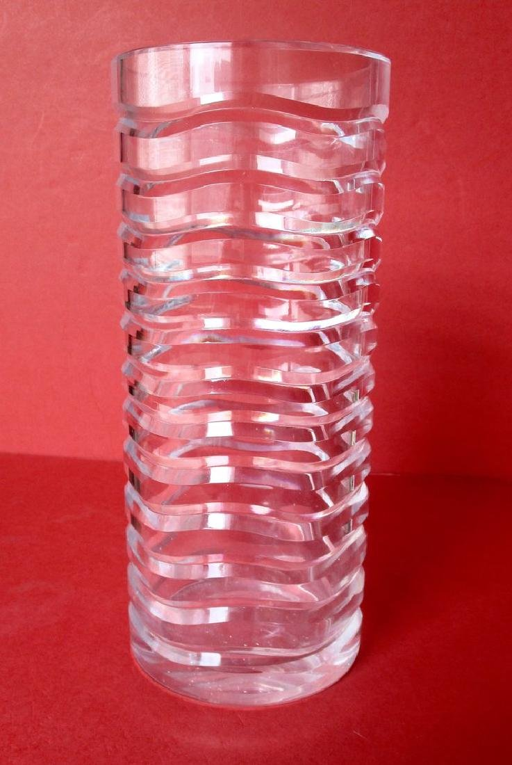 Vintage Tiffany & Co. Lead Crystal Vase by Royal - 2