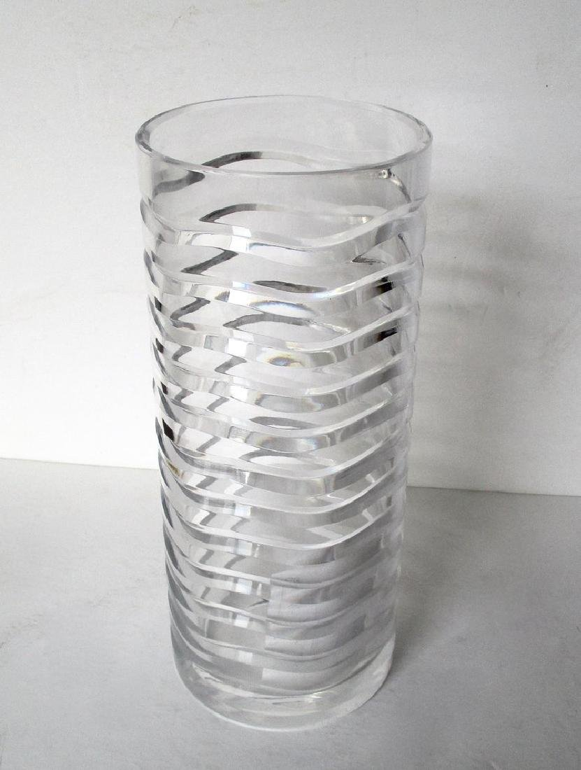 Vintage Tiffany & Co. Lead Crystal Vase by Royal - 3