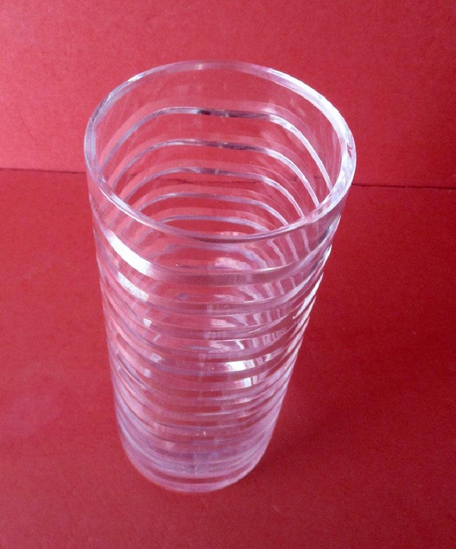 Vintage Tiffany & Co. Lead Crystal Vase by Royal - 4