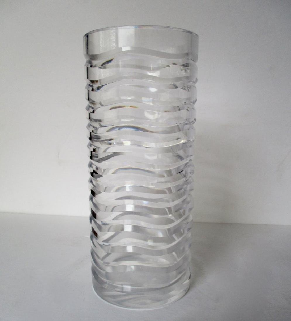 Vintage Tiffany & Co. Lead Crystal Vase by Royal - 6