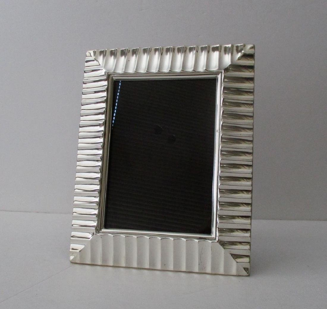 Vintage Silver-plated Picture Frame