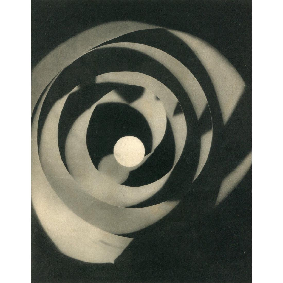 MAN RAY -  Photogramme