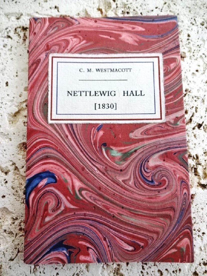 1830 English Play Nettlewig Hall - 2