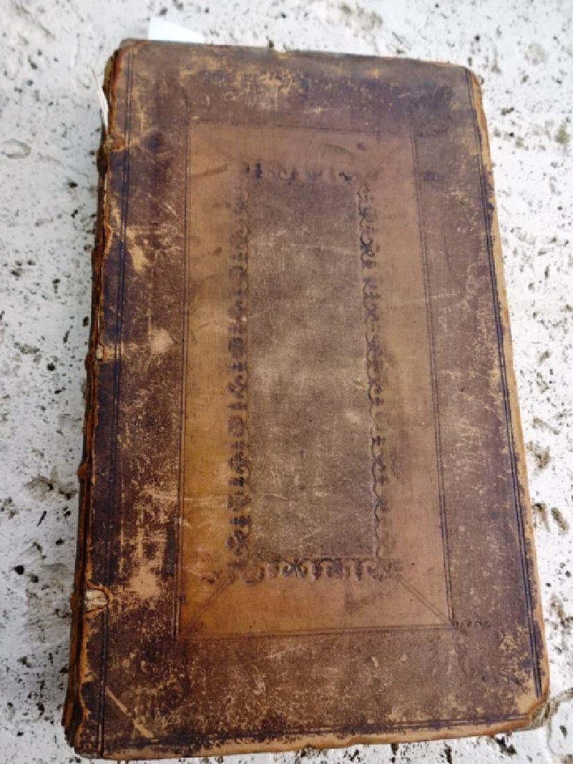 1724 Historical Register Colonial America - 5