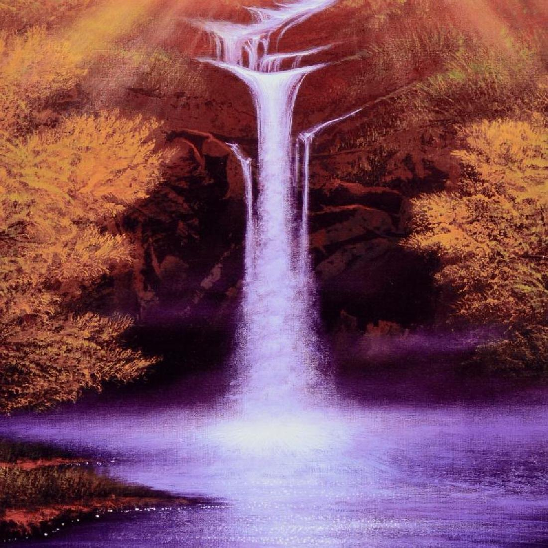 """""""Midsummer Dream"""" Limited Edition Giclee on Canvas by - 2"""