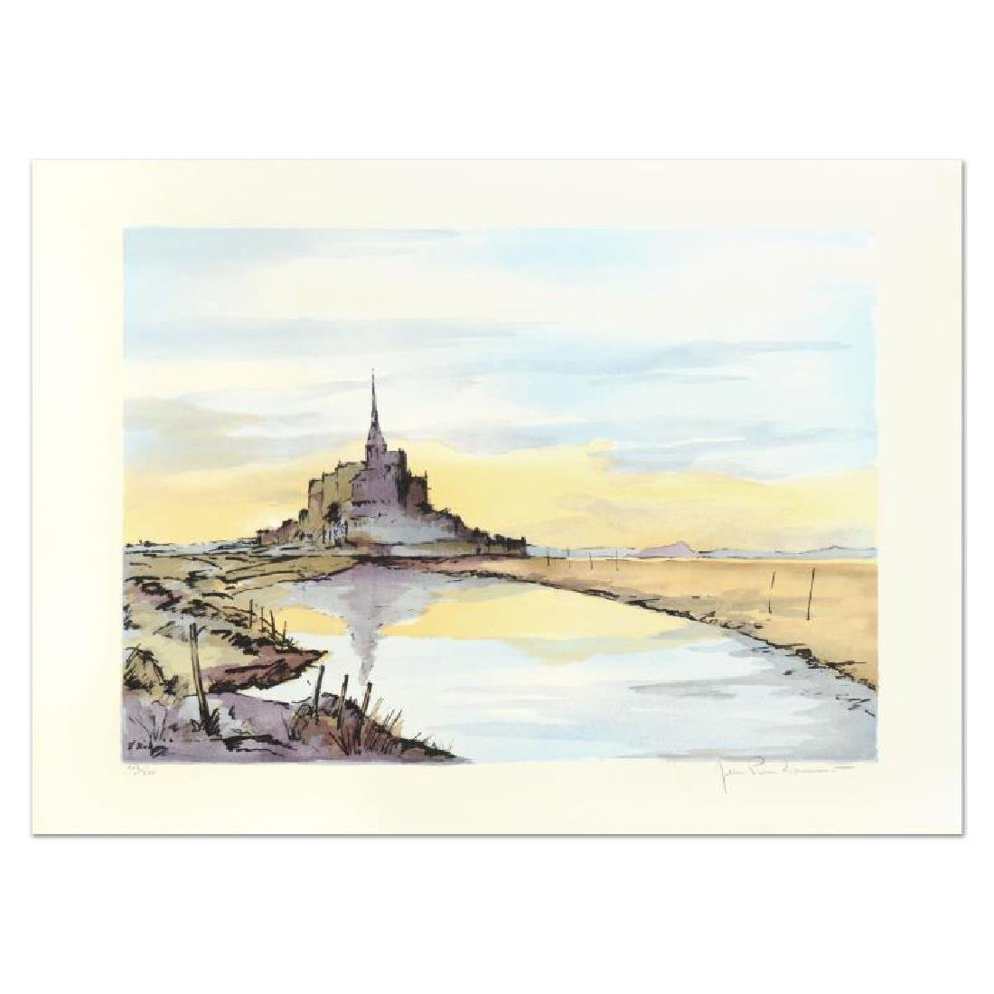 """Laurant - """"Britanny"""" Limited Edition Lithograph,"""