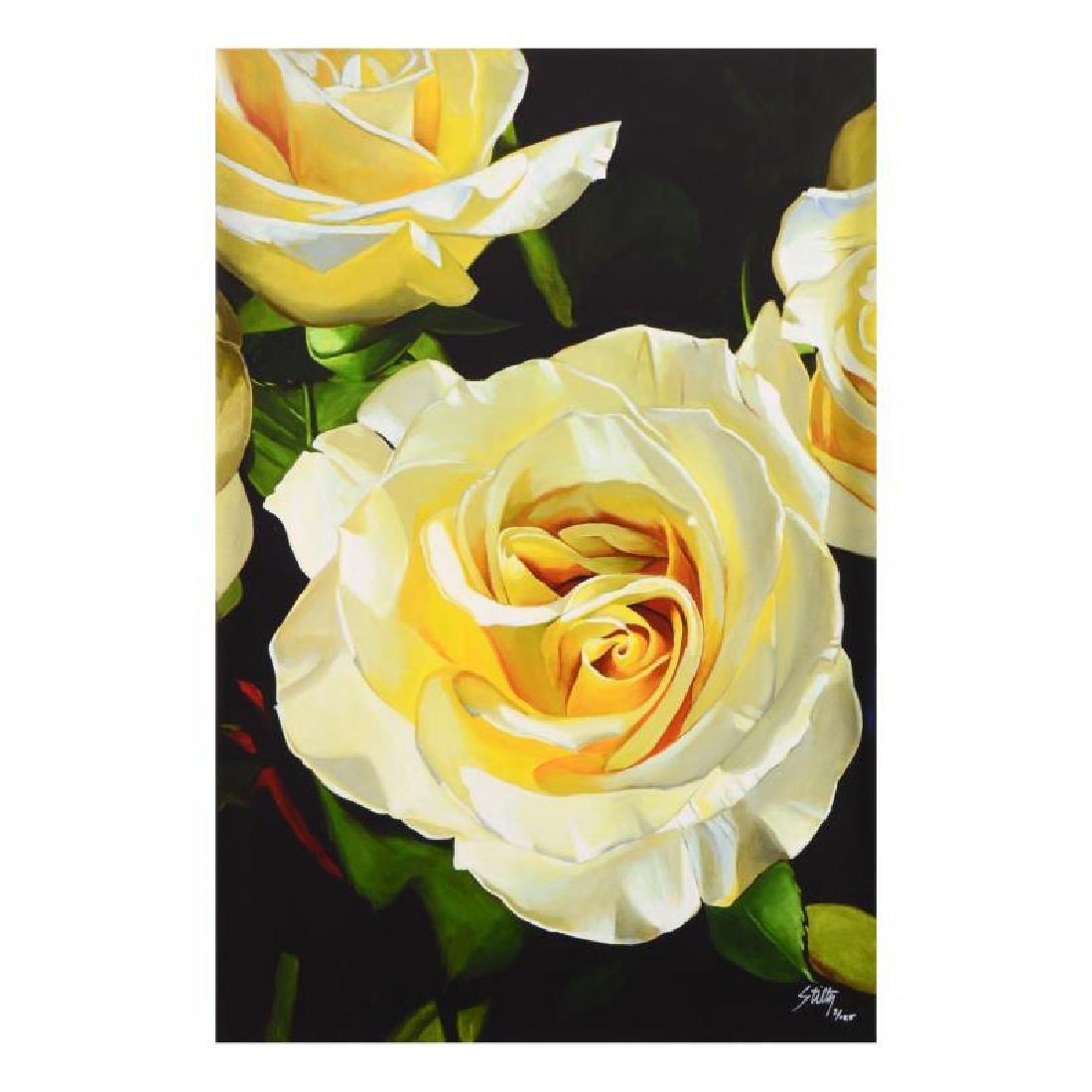 "Thomas Stitlz - ""Beauty Rose"" Limited Edition on"