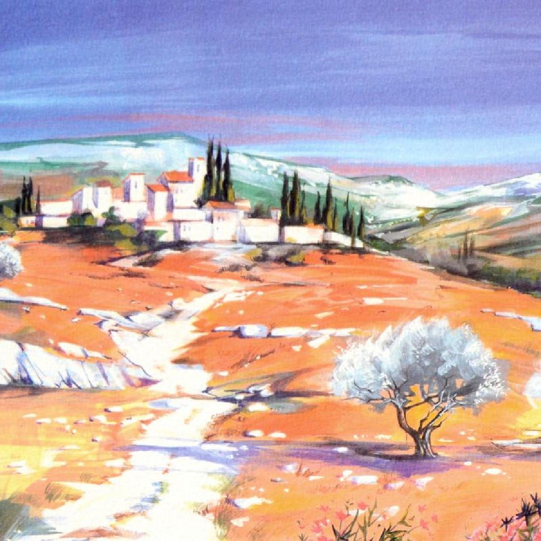 """Ella Fort - """"Village in the Clearing"""" Limited Edition - 2"""