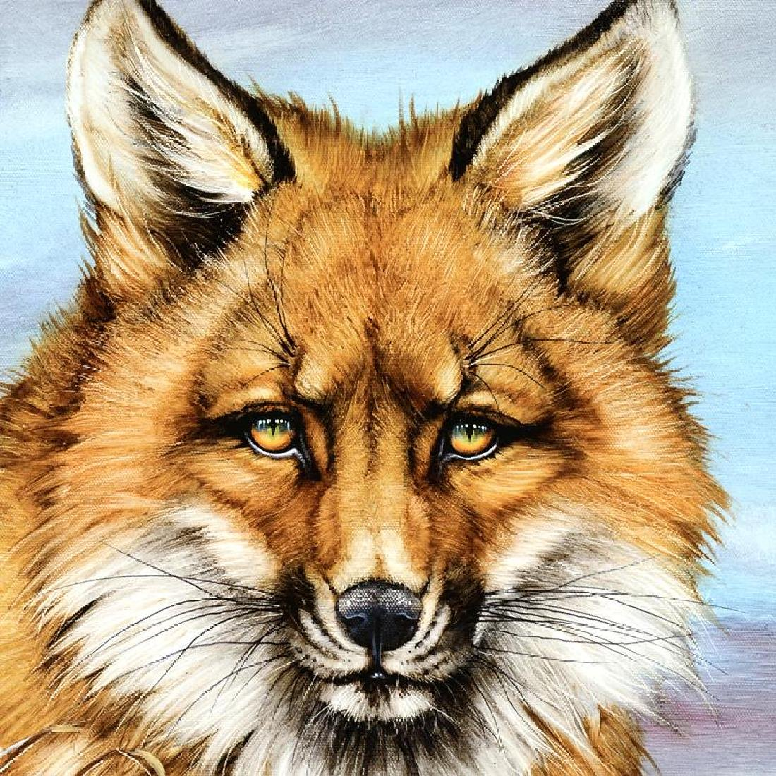 """""""Fantastic Fox"""" Limited Edition Giclee on Canvas by - 2"""